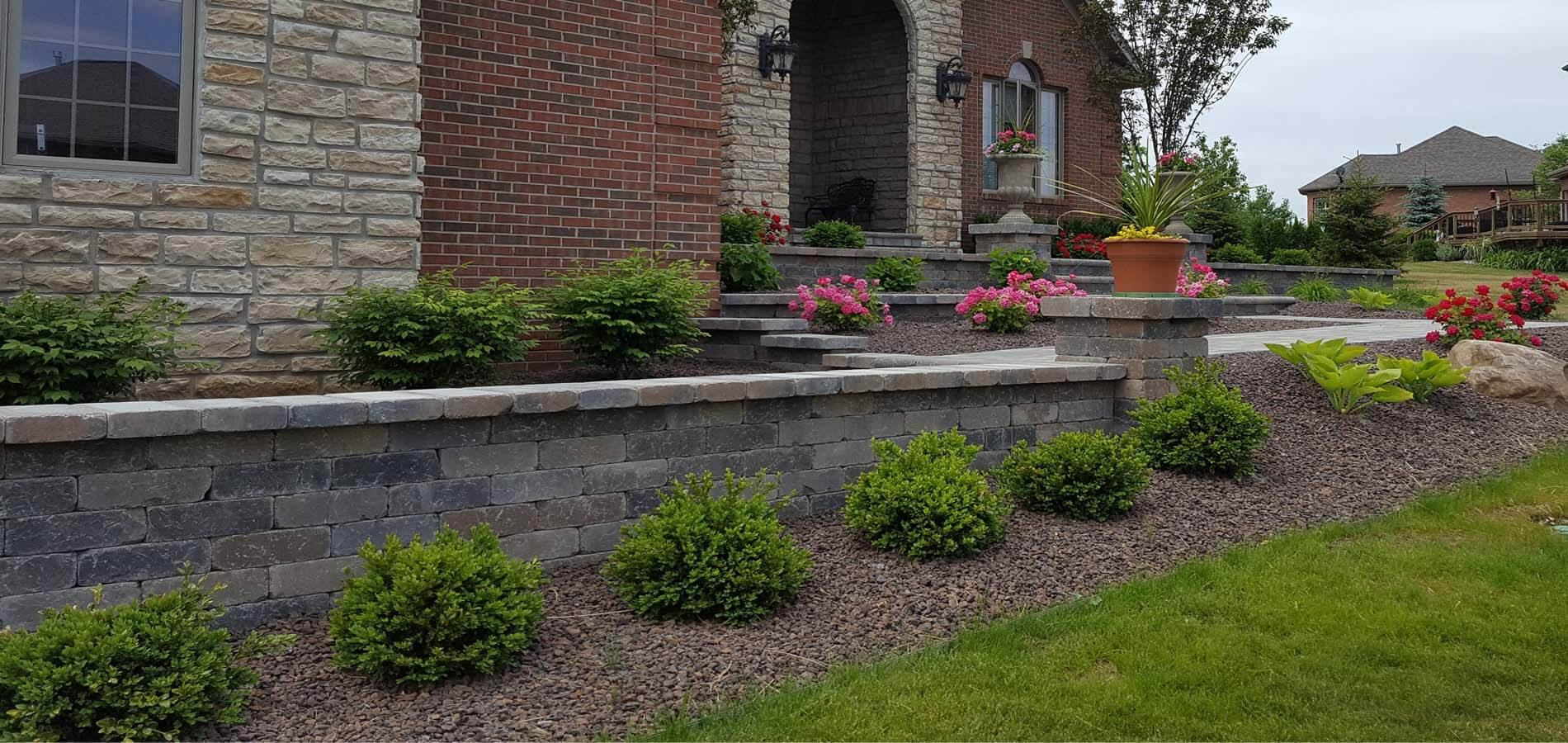 Locke's Landscaping & Brick Paving | Davison Michigan