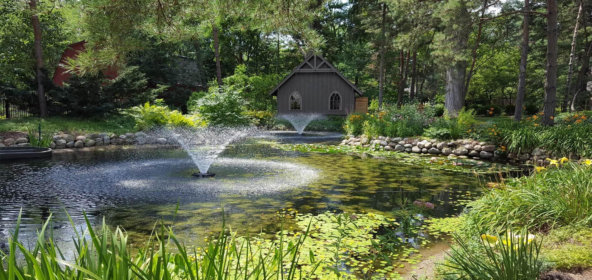 Landscape Design Davison Mi