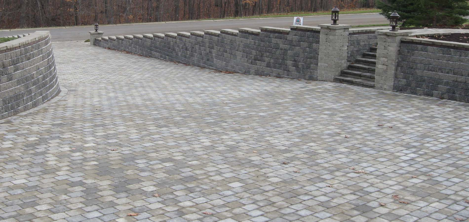 Locke's Landscaping & Brick Paving | Grand Blanc Michigan